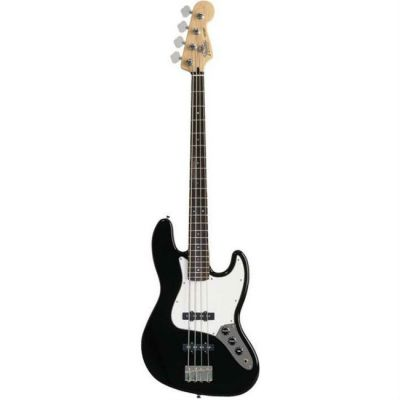 Бас-гитара Fender Standard Jazz Bass RW Black Tint