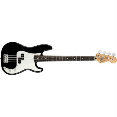 ���-������ Fender Standard Precision Bass RW Black Tint