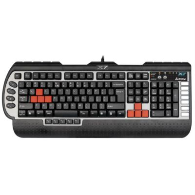 Клавиатура A4Tech 3X Fast Gaming waterproof PS/2 G800