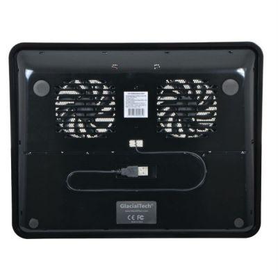 Охлаждающая подставка GlacialTech V-Shield VX black CN-VXB0A000AC0001
