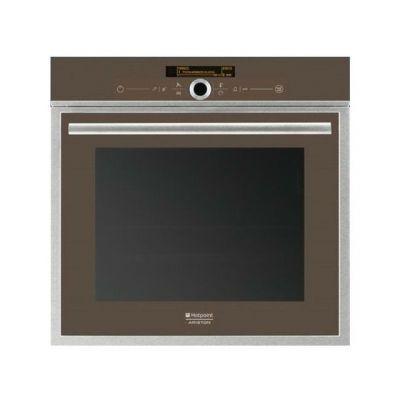 Встраиваемая электрическая духовка Hotpoint-Ariston FK 1041 LP.20 X/HA (CF) коричневый