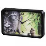 Настенные часы Hama аналоговые Buddha Bamboo