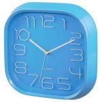 Настенные часы Hama аналоговые PG-280 голубой
