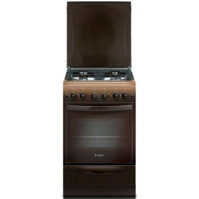 Комбинированная плита GEFEST 5102-02 0001 (коричневый)