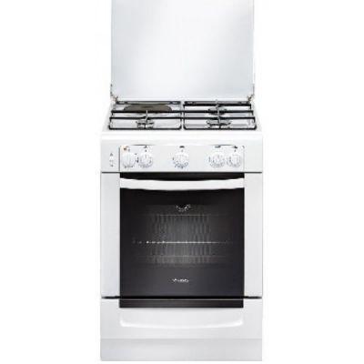 Комбинированная плита GEFEST 6110-01 0005 (белый)