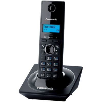������� Panasonic Dect KX-TG1711RUB Black