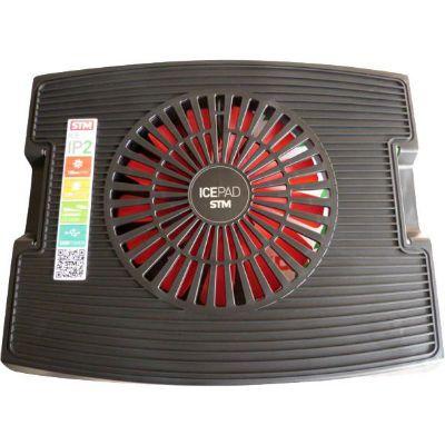 Охлаждающая подставка STM Laptop Cooling IP12 Black