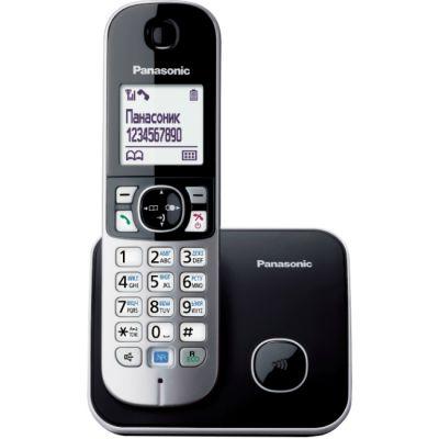 Телефон Panasonic Dect KX-TG6811RUB