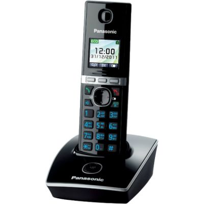 ������� Panasonic Dect KX-TG8051RUB Black