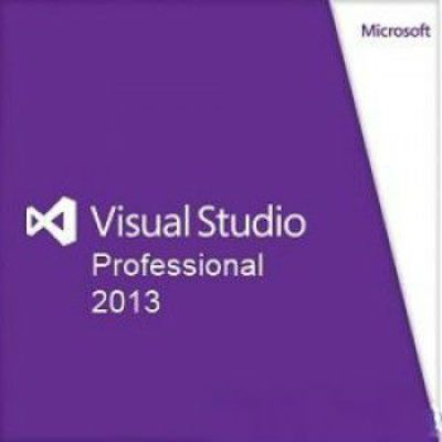 Программное обеспечение Microsoft Visual Studio Pro 2013 Russian C5E-01032