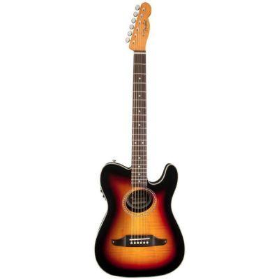 Электроакустическая гитара Fender Telecoustic Premier (V2)