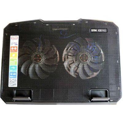 Охлаждающая подставка STM Laptop Cooling IP14 Black