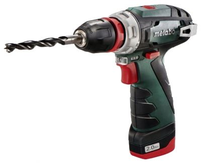 Шуруповерт Metabo Power Maxx BS Quick Pro (600157500)