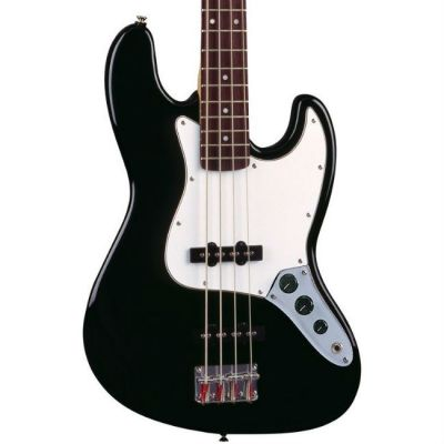 Бас-гитара Fender Squier Affinity Jazz Bass (RW) Black