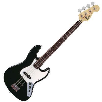 ���-������ Fender Squier Affinity Jazz Bass (RW) Black