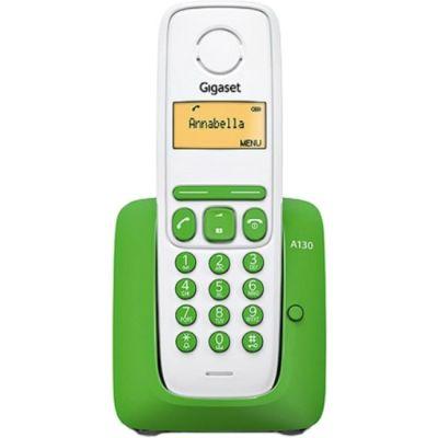 Телефон Gigaset Dect A130 GREEN
