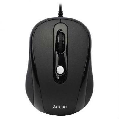 Мышь проводная A4Tech V-Track Padless N-250X-1