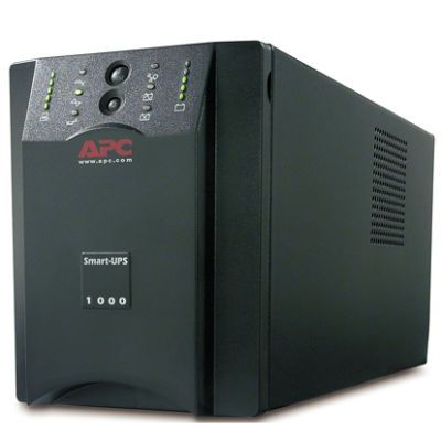ИБП APC Smart-UPS 1000 XL Net 1000VA USB & Serial 230V SUA1000XLI