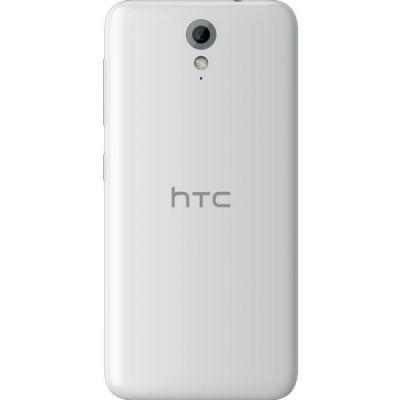 Смартфон HTC Desire 620G Dual Sim белый/светло- серый 99HADC034-00