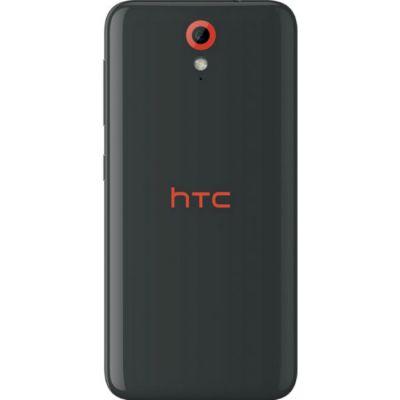 Смартфон HTC Desire 620G Dual Sim серый/оранжевый 99HADC035-00
