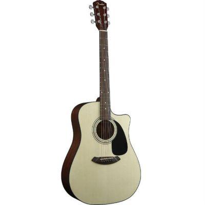 Электроакустическая гитара Fender CD-60CE Dreadnought Natural W/Fishman® Miniq Preamp