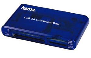 КартРидер Hama USB 2.0 H-55348