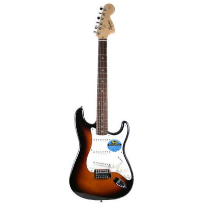 Электрогитара Fender Squier Affinity Stratocaster® Rw Brown Sunburst