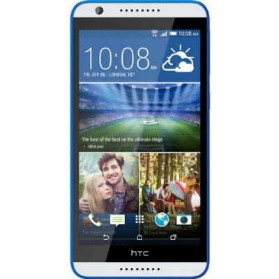 Смартфон HTC Desire 820 White-Blue 99HABV011-00