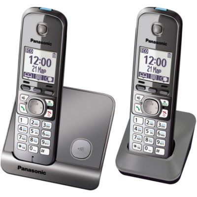 ������� Panasonic Dect KX-TG6712RUM �����