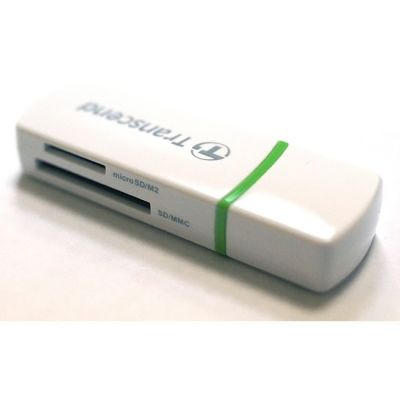 КартРидер Transcend All in 1 white TS-RDP5W