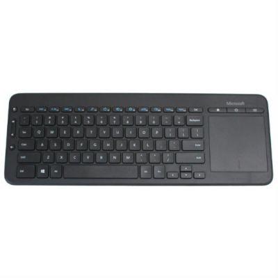 Клавиатура Microsoft All-in-One Media Keyboard Black USB N9Z-00018
