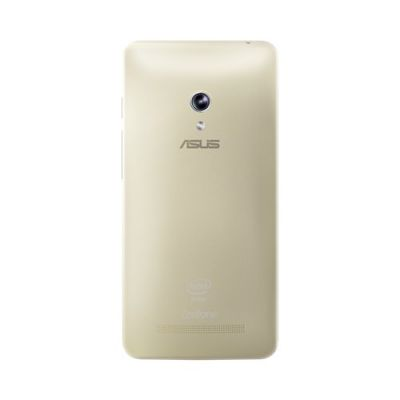Чехол ASUS для ZenFone 5 A500 PF-01 Zen Case (золотистый) 90XB00RA-BSL270