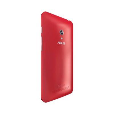 Чехол ASUS для ZenFone 5 A500 PF-01 Zen Case (красный) 90XB00RA-BSL110