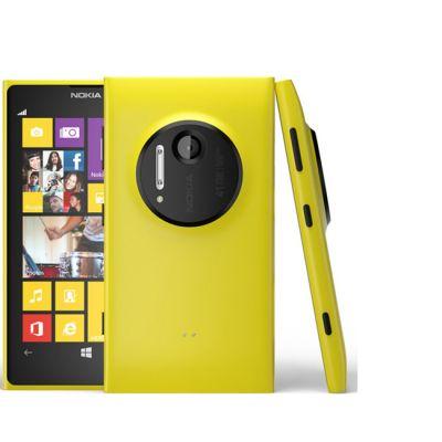 Смартфон Nokia Lumia 1020 (желтый) #A00014567(уценка)