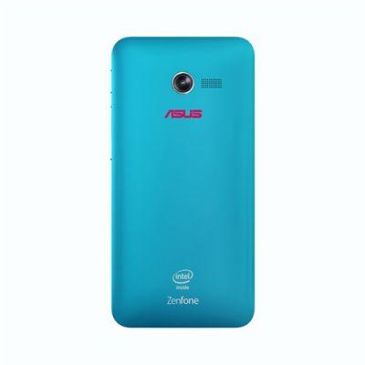 Чехол ASUS для Zenphone A400 PF-01 синий ZEN CASE/A400_1600/BL/4/10 90XB00RA-BSL170