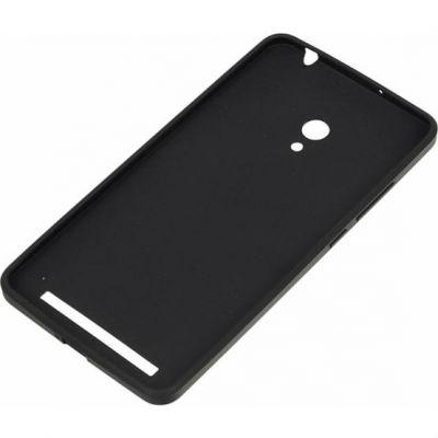 Чехол ASUS для Zenphone A600 PF-01 BUMPER CASE/A600/BK/6/1 (черный) 90XB00RA-BSL0E0