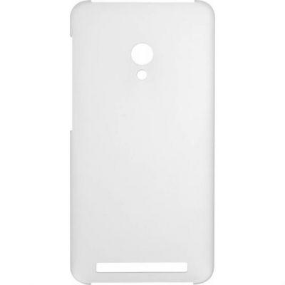 Чехол ASUS для Zenphone A450CG PF-01 прозрачно-белый PF-01 CLEAR CASE/A450/TP/4.5/10 90XB00RA-BSL1P0