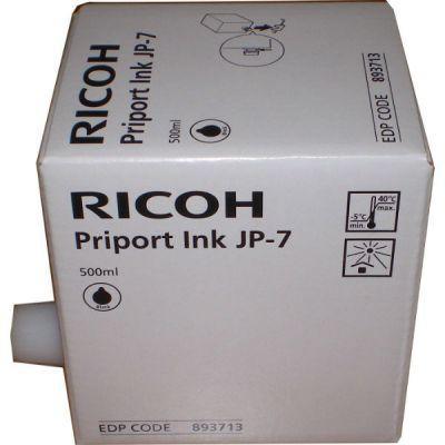 Чернила Ricoh JP-7 Black/Черный (817219)