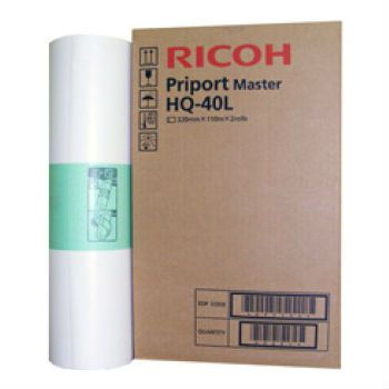 Ricoh Мастер-пленка HQ40L (893196)