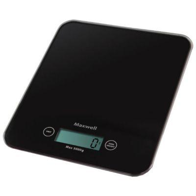 Кухонные весы Maxwell 1466-MW-BK