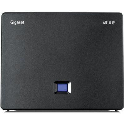 Телефон Gigaset Dect A510 IP Black