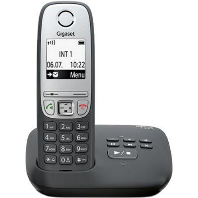 Телефон Gigaset Dect A415 AM Black