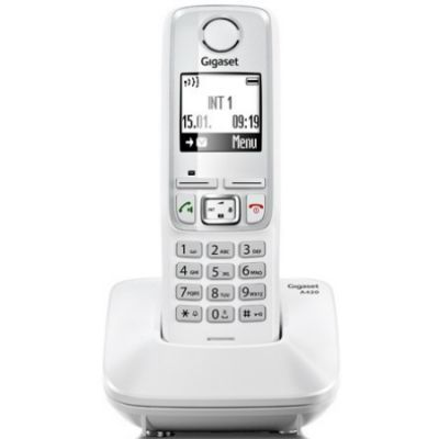������� Gigaset Dect A420 WHITE