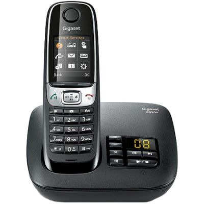Телефон Gigaset Dect C620A Black