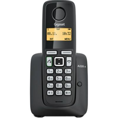 ������� Gigaset Dect A220 � Black (A220 AM)