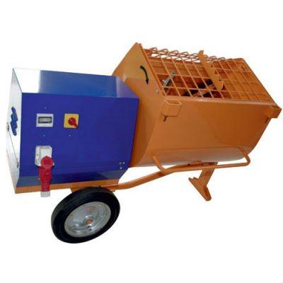 СТРОЙМАШ Растворосмеситель РН-150.2, 380 В, 1.5 кВт, 150 л, заполнитель не более 5 мм, 240 кг, ЛБРН150.2