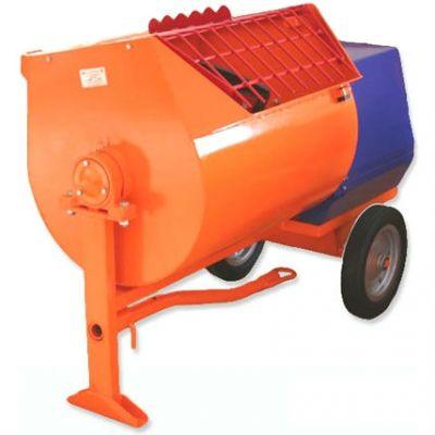 СТРОЙМАШ Растворосмеситель РН-200А, 380 В, 1.5 кВт, 200 л, заполнитель не более 5 мм, 215 кг, 86003