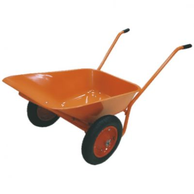 СТРОЙМАШ Тачка ТСО 2-02, 2-х колесная, грузоподъём. до 120 кг, пневм. колесо на подшип, кузов крашеный, 16 кг, ЛБТСО202