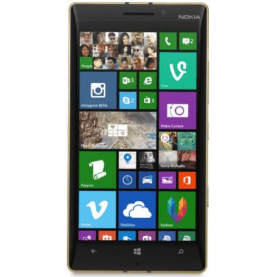Смартфон Nokia Lumia 930 White-gold A00024059