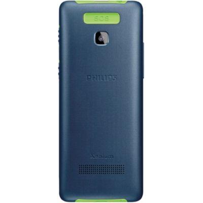 Телефон Philips Xenium E311 темно-синий 867000125753